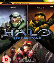 Halo Triple Pack Boxart