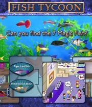 Fish Tycoon for Windows Boxart