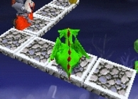 Dragon and Dracula 3D Image
