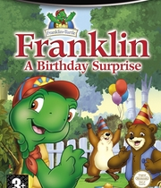 Franklin - A Birthday Surprise Boxart