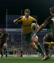 EA SPORTS Rugby 06 Boxart