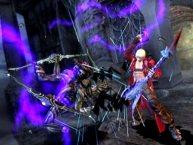 Devil May Cry 3: Dante's Awakening Special Edition Screenshot - 952985