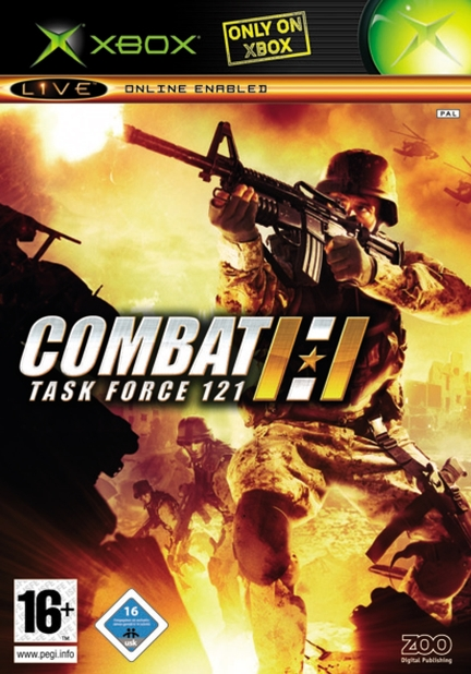 Combat Task Force 121 Packshot - 953401