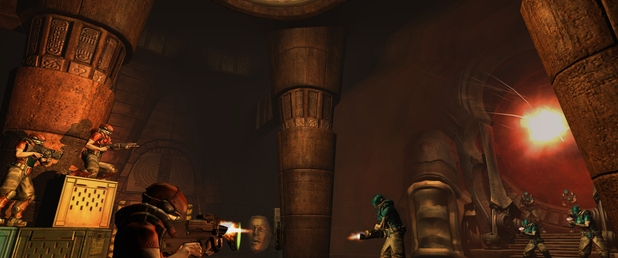 DOOM 3: Resurrection of Evil - Feature