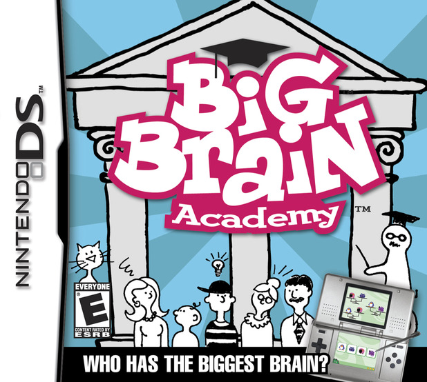 Big Brain Academy Packshot - 954124