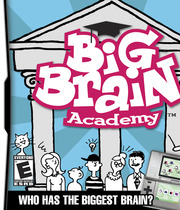 Big Brain Academy Boxart