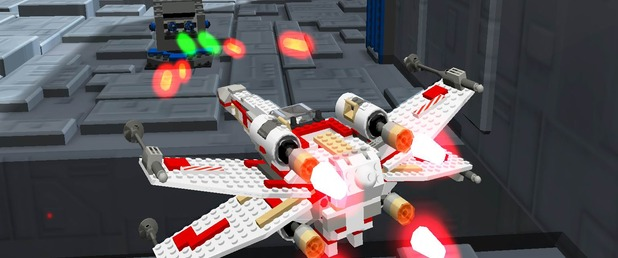 LEGO Star Wars II: The Original Trilogy - Feature