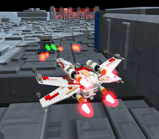 LEGO Star Wars II: The Original Trilogy Screenshot - 954629