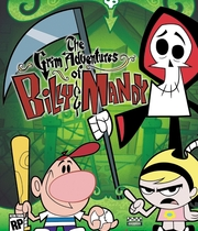 The Grim Adventures of Billy & Mandy Boxart
