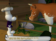 Bone: The Great Cow Race Image