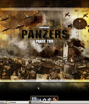 Codename, Panzers: Phase Two Boxart
