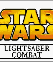 Star Wars Light Saber Combat Boxart