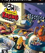 Cartoon Network Racing Boxart