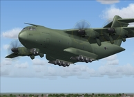 A400M Airlifter Image