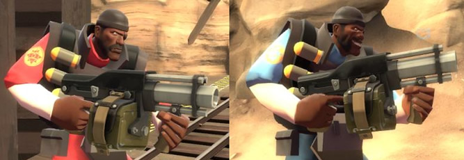 Team Fortress 2: The Highland Howitzer Mod