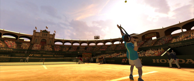 Virtua Tennis 3 - Feature