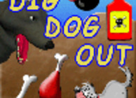 Dig Dog Out Image