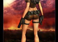 Lara Croft Tomb Raider: Legend Image