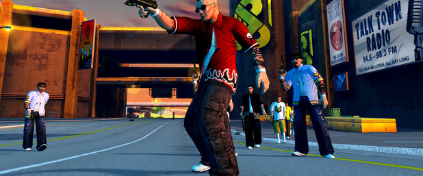 Crackdown - Feature