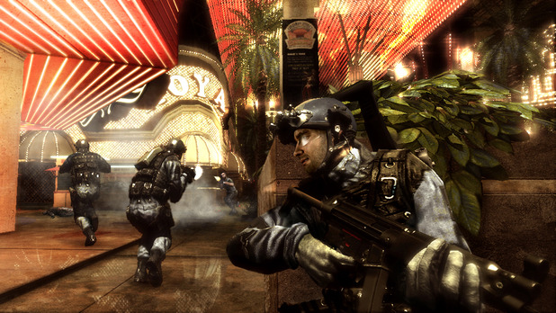 Tom Clancy's Rainbow Six Vegas Screenshot - 960338