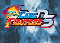 SNK Vs Capcom Card Fighters DS Image