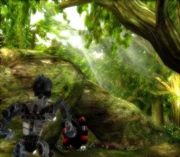 BIONICLE HEROES Screenshot - 961393
