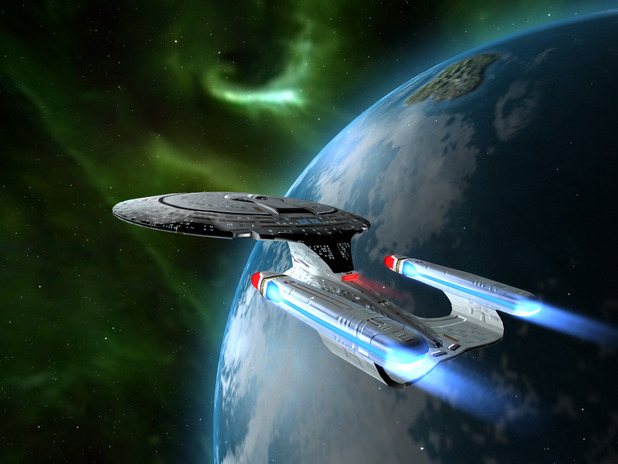 Star Trek: Legacy Screenshot - 961439