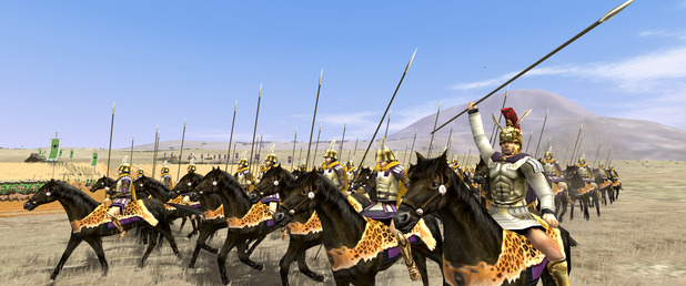 Rome: Total War - Alexander - Feature