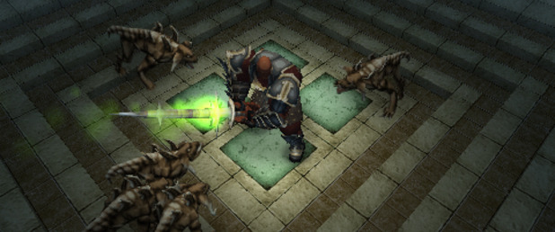 Dungeon Siege: Throne of Agony - Feature