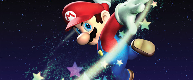 Super Mario Galaxy - Feature