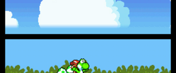 Yoshi's Island DS - Feature