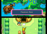 Pokémon Mystery Dungeon: Blue Rescue Team Image