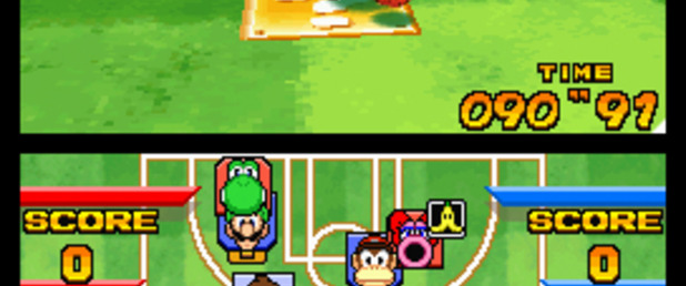 Mario Hoops 3-on-3 - Feature