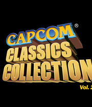 Capcom Classics Collection Vol. 2 Boxart