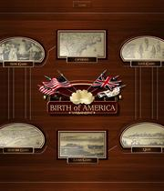 Birth of America Boxart