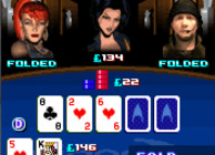 Lara Croft's Poker Party Image