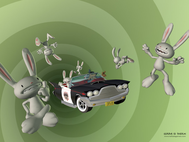Sam & Max Save the World Artwork - 963625