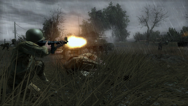 Call of Duty 3 Screenshot - 967057
