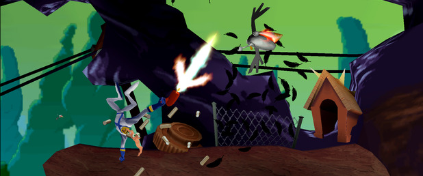 Earthworm Jim - Feature