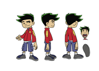 Disney's American Dragon: Jake Long, Attack of the Dark Dragon Image