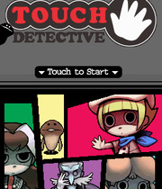 Touch Detective Boxart
