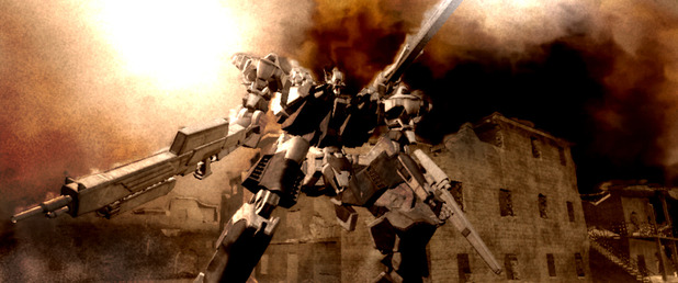 Armored Core 4 - Feature