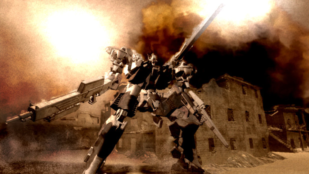 Armored Core 4 Screenshot - 969925
