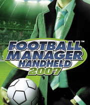 Football Manager Handheld 2007 Boxart