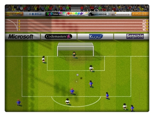 Sensible World of Soccer Screenshot - 970052