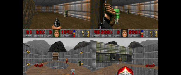 DOOM - Feature