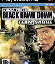 Delta Force - Black Hawk Down: Team Sabre Boxart