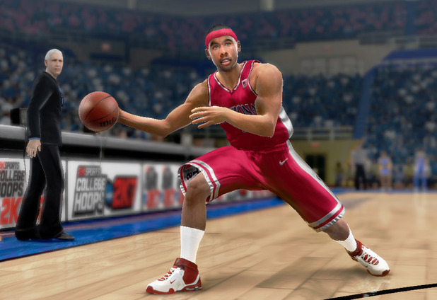 College Hoops 2K7 - Feature