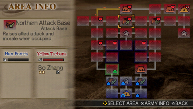 Dynasty Warriors Vol. 2 - Feature