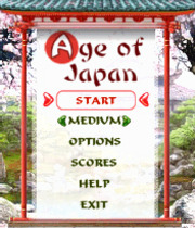 Age of Japan Boxart